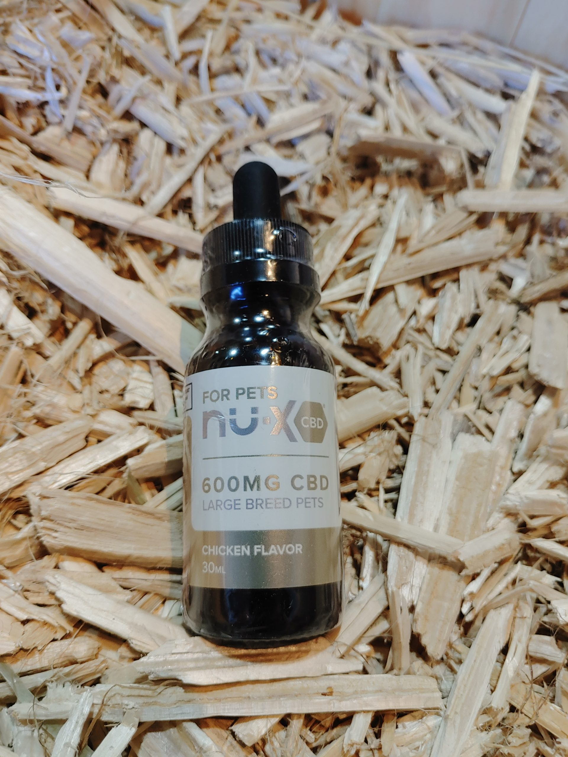 600mg Large Breed Tincture