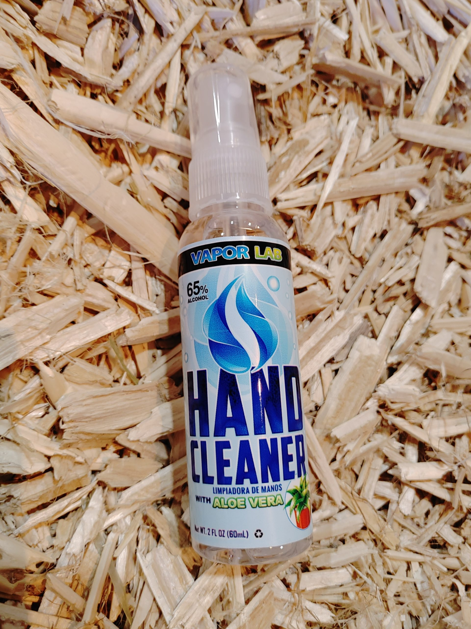 Vapor Lab Hand Cleaner 30mL