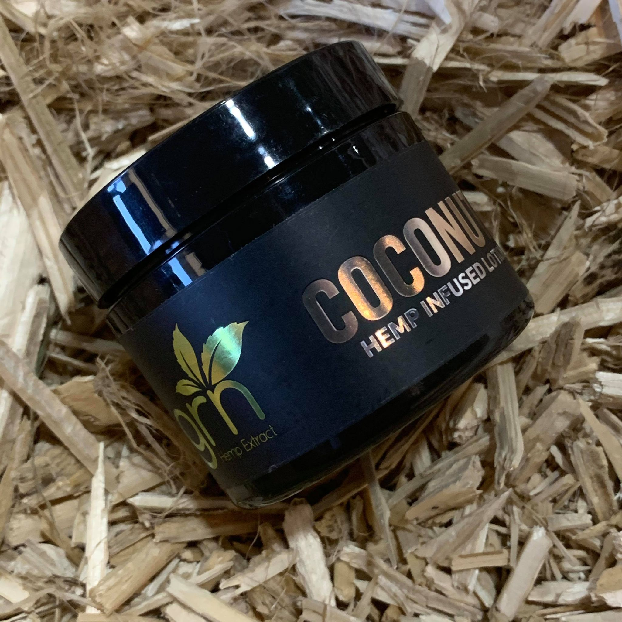 GRN CBD Infused Lotion 250mg