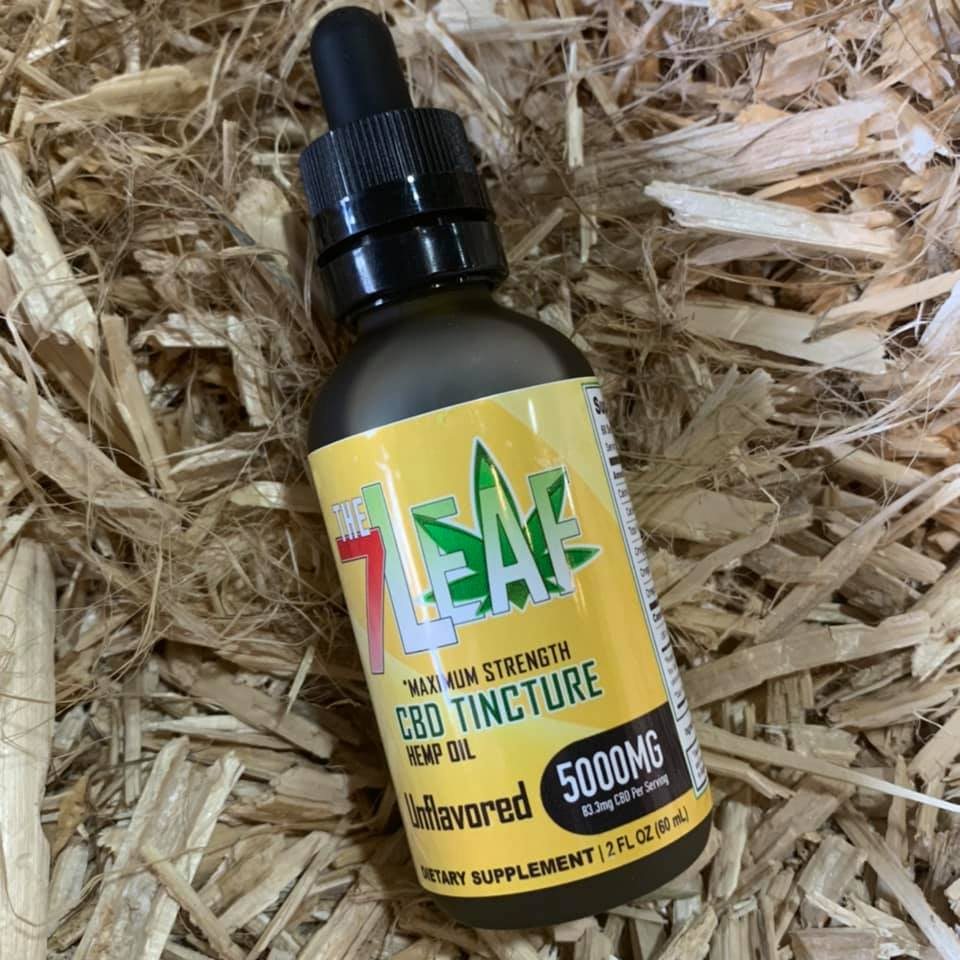 Natural Tincture 5000mg