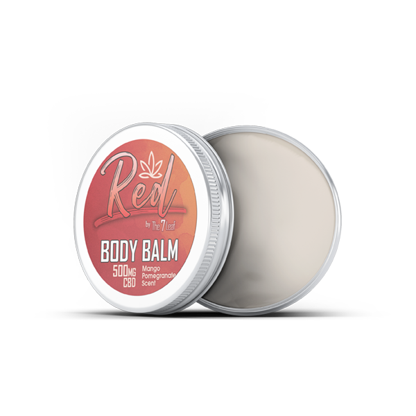 Red Body Balm 500mg CBD